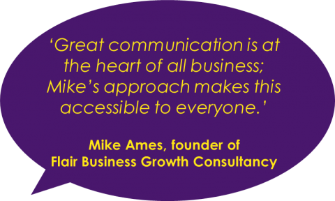 Mike Ames' quote