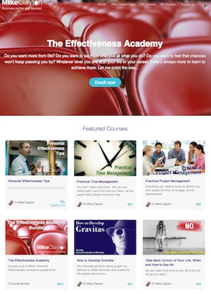 The Effectiveness Academy