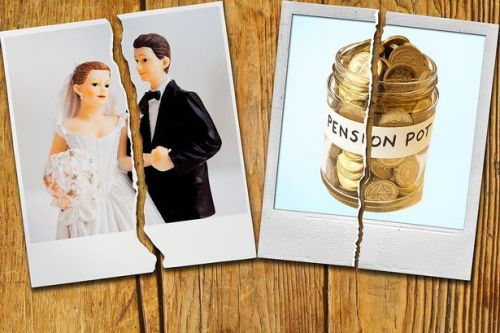 Pensions, Divorce and QROPS
