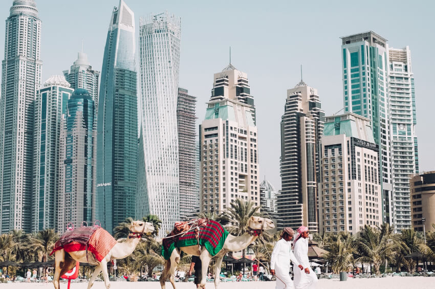 expats in uae