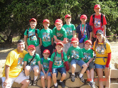 cub scouts photo