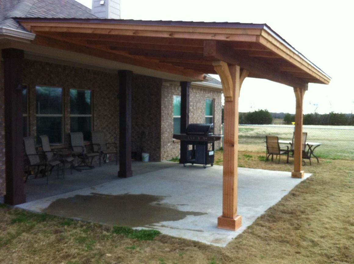 simple covered patio designs • patio ideas