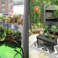 Small Apt Patio Ideas  Patio Ideas