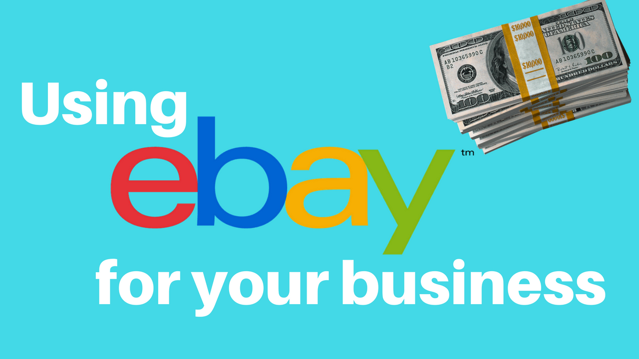 Using eBay for small businesses