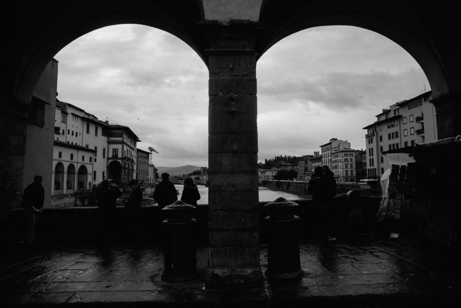 Firenze, Ponte Vecchio.