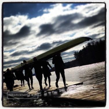 IU Rowing Team
