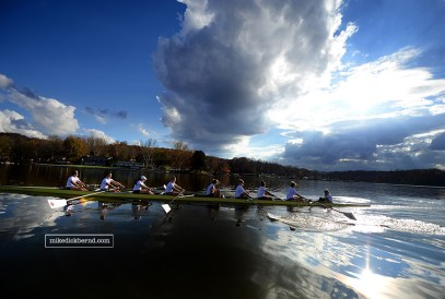 Rowing, 2015