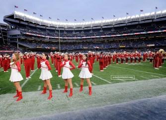 National Anthem at Yankee Stadium