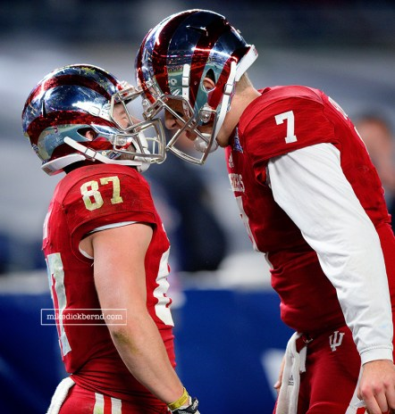 Mitchell Paige and Nate Sudfeld
