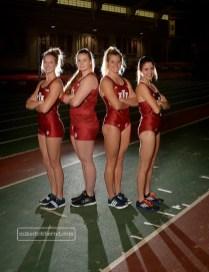 IU Women's Track