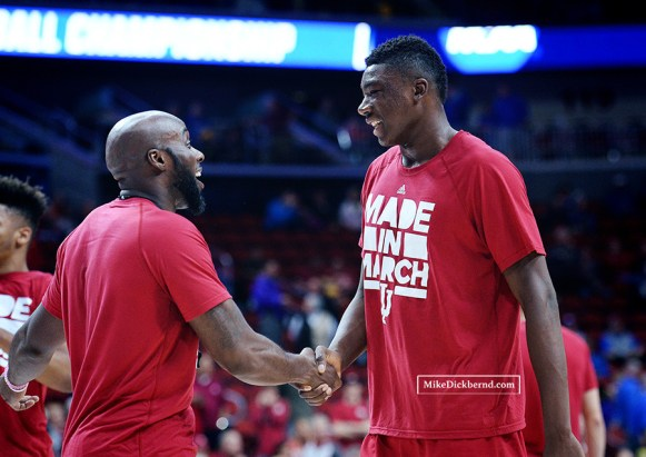 Thomas Bryant and Lyonel Anderson