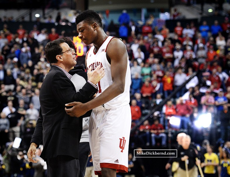 Tom Crean and Thomas Bryant