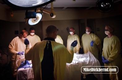 ATF cadaver lab training