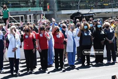 IU Health, Indianapolis 500, healthcare heroes