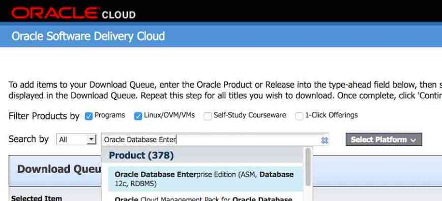 oracle database 10g release 2 download linux