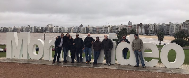 OTN Tour South America 2017: Uruguay, Argentina and Brazil