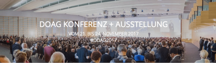 DOAG 2017 - Upgrade Talks and More