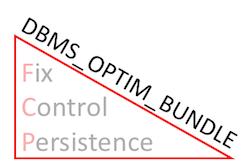 DBMS_OPTIM_BUNDLE Package in Oracle 12 2 and 18c