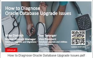 Slides Download Center – Upgrade your Database - NOW!