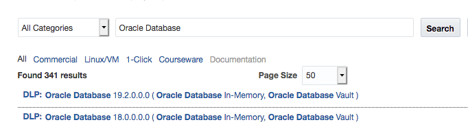 Oracle Database 19.2 for Exadata is now available for download