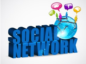 Your Social Network creates a web of past and potential clients with Inbound Marketing.