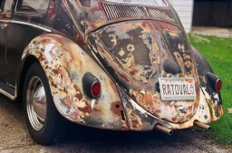 I love this picture, not only how it looks, but the VW bug is photographic eye candy.