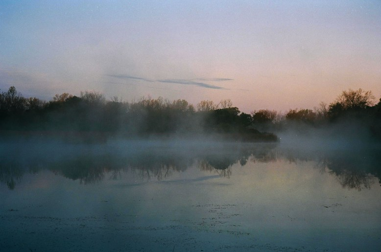 Amazingly, this was captured using Ektar 100, hand held at dawn.
