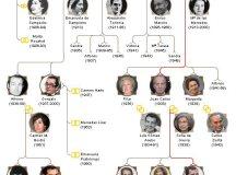 Royal Genealogy Spain – King Juan Carlos Family Tree — # ...