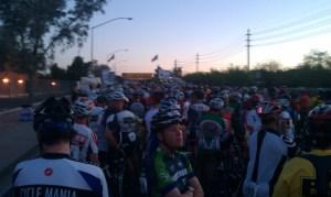 El Tour de Mesa Start