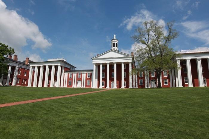 Virginia Military Institute grounds