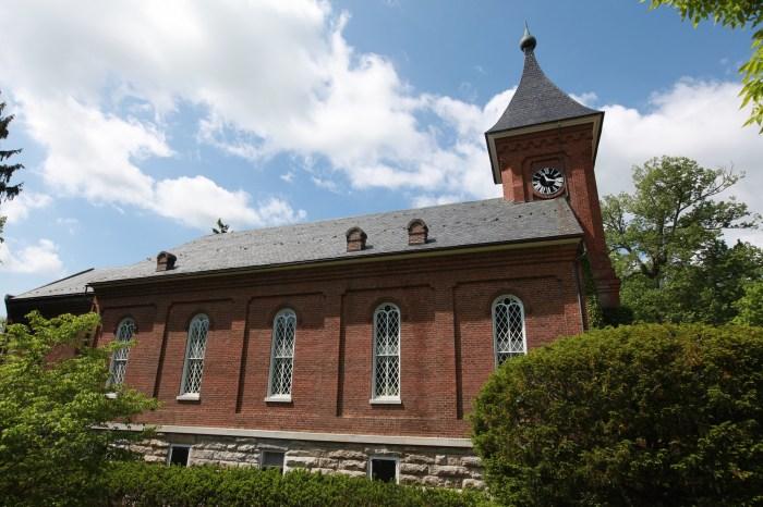 Virginia Military Institute church