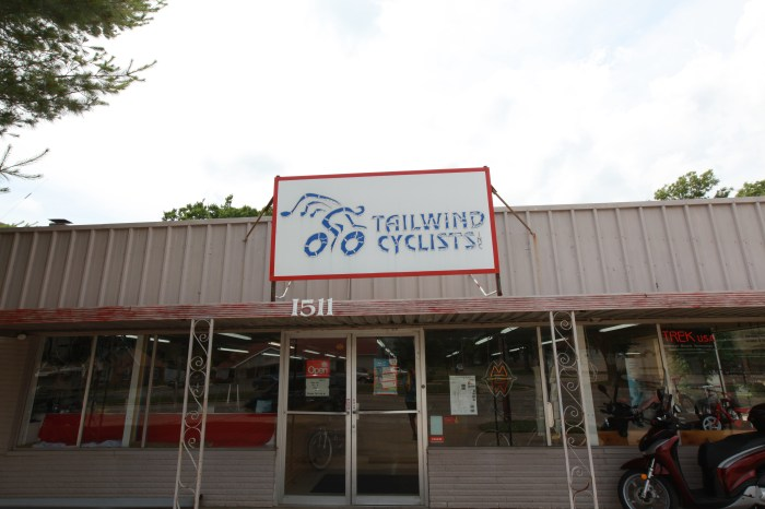 Tailwind Cyclists in Pittsburg, KS