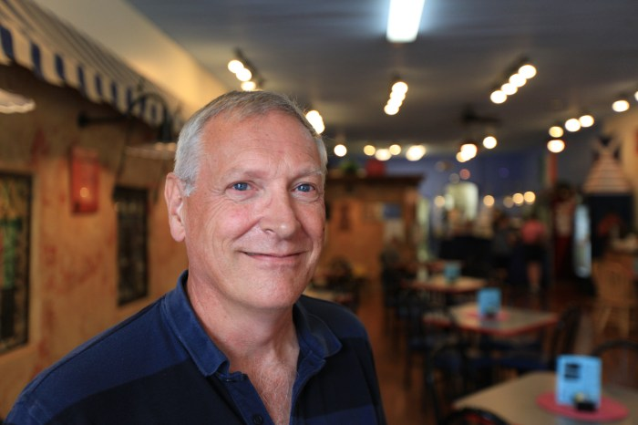 Ron of the Good Thyme Cafe. --Prineville, OR