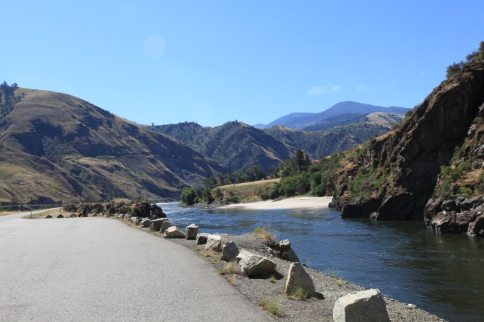 Salmon River, ID