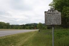 Approaching the Cumberland Gap