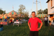 Me at the county fair in Mineral,VA