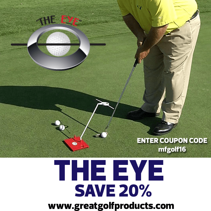 The Eye Coupon Code Ad