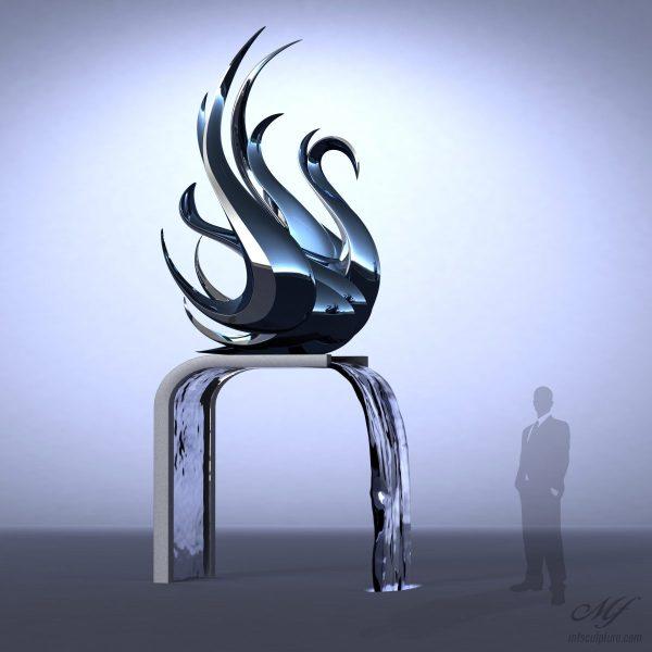 Contemporary Sculpture Modern Art