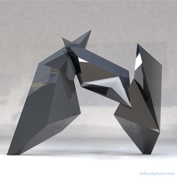 Modern Sculpture Design & Concepts - Mike Fields Bronzes