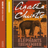 """""""Elephants Can Remember"""" by Agatha Christie"""