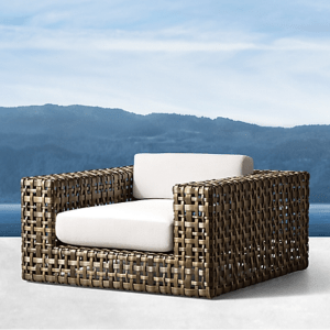 Clodagh Swivel Lounge Chair