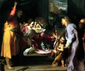 annunciation-with-cat-in-basket-federico-barocci-2