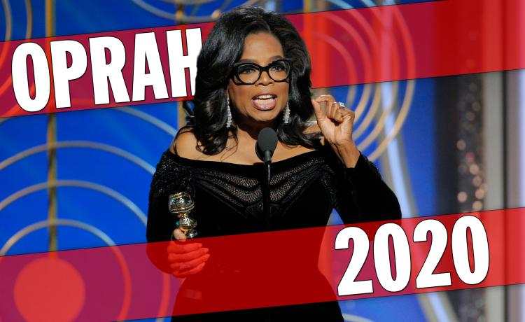 What Oprah 2020 tells us about the power of the spoken word