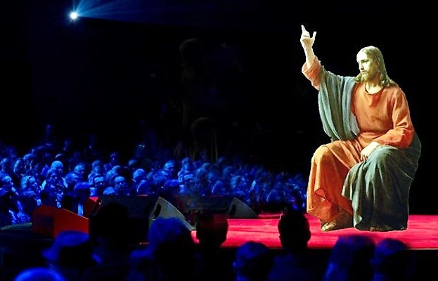 Can you imagine Jesus delivering a TED talk? No, me either.