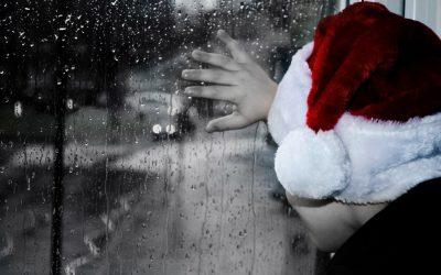 To those having a blue, blue, blue Christmas
