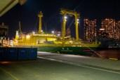 The Izu Islands ferry
