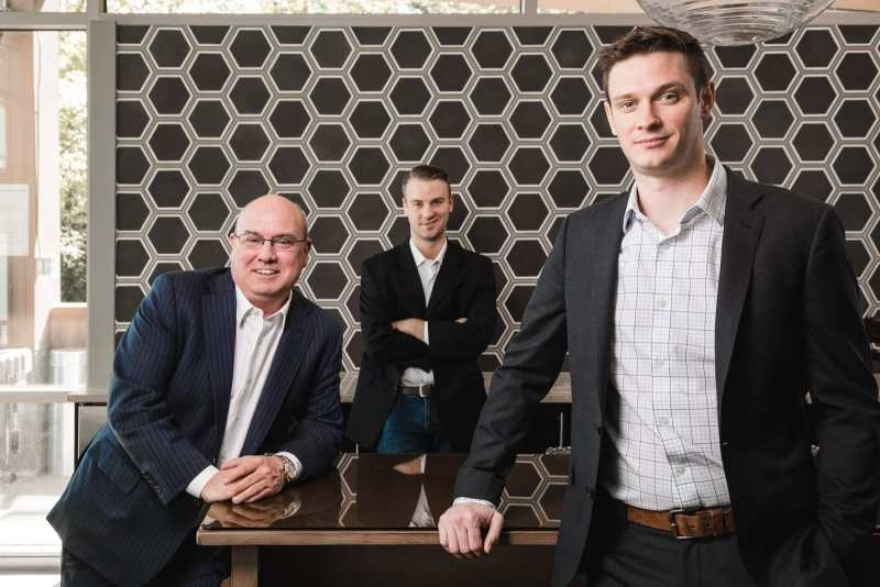 brand portrait of atlanta real estate team