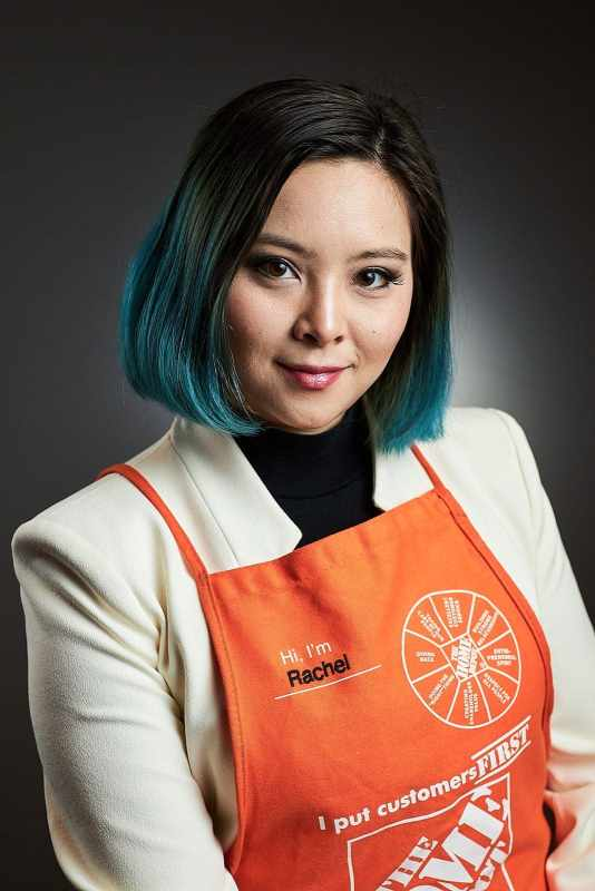 atlanta corporate team home depot headshot