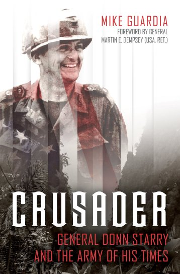 New cover to Crusader