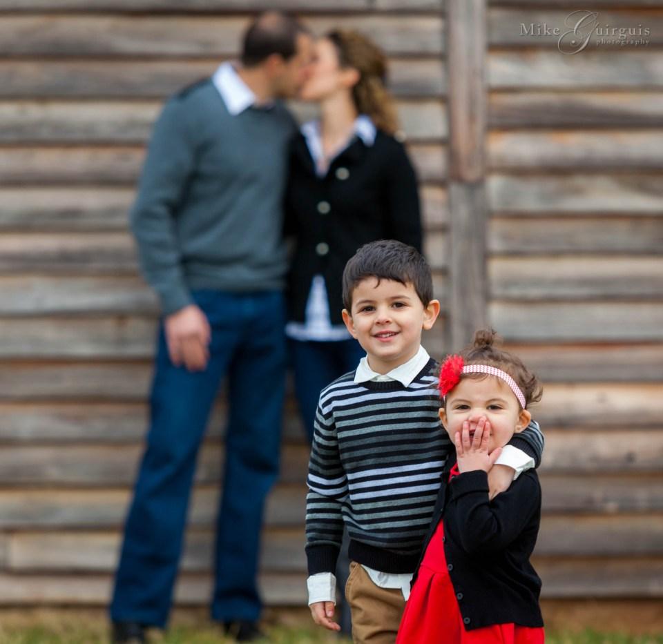 Deluzio Christmas Family Photos